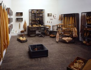 installation : fundamental new assessment of the surface - Wolfgang Stiller