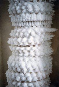 Cabinet, Detail, 2000, Wachs, Medizinschrank