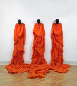 monks 2013,PU,Stoff ca 230 x 250 x 80 cm